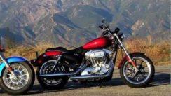 2012 Harley-Davidson Sportster SuperLow vs Triumph America