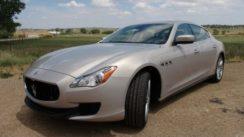 2014 Maserati Quattroporte Test Drive Review