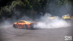 Crazy Noble M600 Donuts – Burning some Serious Rubber!