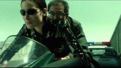 Matrix Reloaded: Trinity on Ducati 996 Superbike