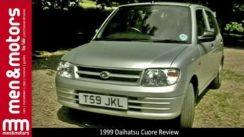 1999 Daihatsu Cuore Review with Richard Hammond