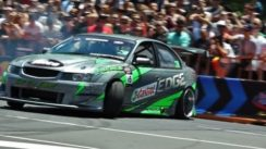 Crazy Holden Commodore Drifting!