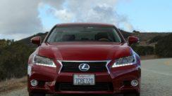 2014 Lexus GS 450h Hybrid Review & Road Test