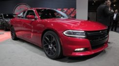 2015 Dodge Charger & Challenger at New York Auto Show