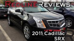 2011 Cadillac SRX Review & Test Drive