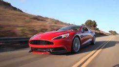 2014 Aston Martin Vanquish Tested