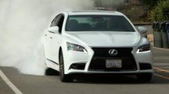 Can a Lexus be fun?
