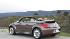 2013 Volkswagen Beetle Convertible Review & Road Test