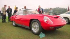 1960 Alfa Romeo Superflow IV Pinin Farina at Pebble Beach
