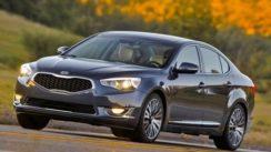 2014 KIA Cadenza Test Drive Review