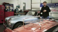 1966 Austin Healey 3000 BJ8 – A Classic British Sports Car