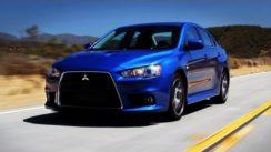 Mitsubishi EVO X MR Car Review