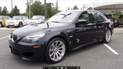 2008 BMW M5 In-Depth Review