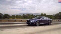 Hypermiling a Bentley Continental GT V8