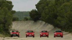 30 Years of Seat Ibiza Cars