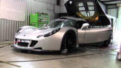 Hennessey Venom GT Hits the Dyno