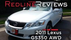 2011 Lexus GS350 AWD Car Review & Test Drive
