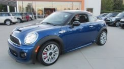 2012 Mini Cooper Coupe John Cooper Works In-Depth Review