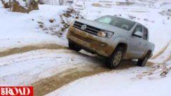 OFF ROAD Test: Ford Ranger, Isuzu D-Max, Nissan Navara, VW Amarok