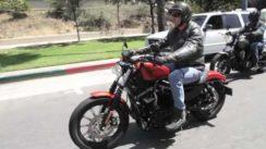 2014 Star Bolt vs 2013 Harley-Davidson 883 Iron