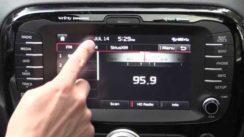 Kia UVO Infotainment & Navigation Review