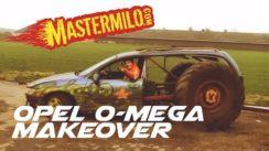Crazy Opel O-Mega Car