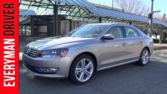 2014 Volkswagen Passat First Review Video