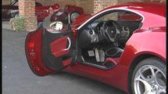 Alfa Romeo 8C Competizione Review Video