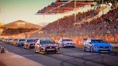 Volvo Polestar Racing takes a Spectacular Podium Finish