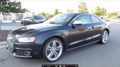 2012 Audi S5 V8 6-spd In-Depth Review