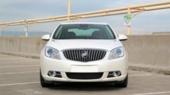 Buick Verano Turbo Drive Review & Road Test