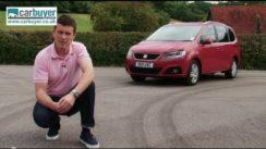 SEAT Alhambra MPV Review Video