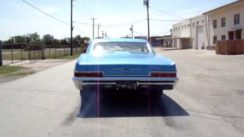 1966 Caprice 454 American Musclecar Burnout