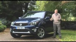 SsangYong Korando Sports 4×4 Pickup Truck Review