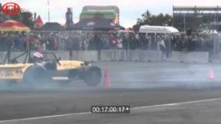 World Record Car Donuts in a Westfield