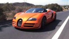 Bugatti Veyron 16.4 Grand Sport Vitesse Review