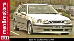 2000 Saab 9-5 Wagon Car Review