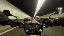 Honda CB650f Motorcycle Test Ride with GoPro