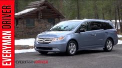 2013 Honda Odyssey Minivan Review