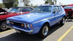 1973 American Motors AMC Gremlin X Levi's Edition