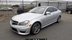 2012 Mercedes C63 AMG Coupe In-Depth Review