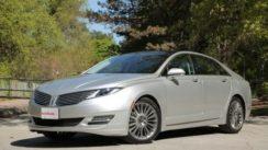 2013 Lincoln MKZ Hybrid Car Review