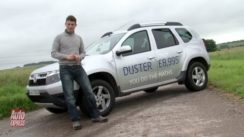 Dacia Duster Off-Road Review Video