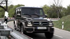 Mercedes G63 AMG: Super Sports Utility