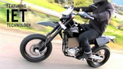 Brammo Engage Launch – 6 Speed Electric Motorcycle