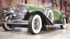 1930 Duesenberg J Dual Cowl Phaeton Video