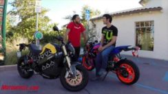 2014 Brammo Empulse R Electric Motorcycle Review