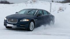 Supercharged V6 Jaguar XF & XJ AWD Car Review