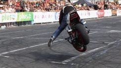 Insane Motorcycle Stunts