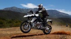 2013 BMW R1200GS Motorcycle Review